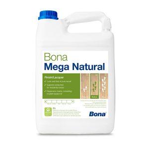 Profesionales > Productos para hidrolaquear pisos de madera > Acabados > Barnices/Acabados > Bona Mega Natural