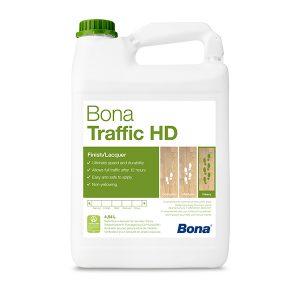 Profesionales > Productos Bona > Acabados para pisos de madera > Barnices/Acabados > Bona Traffic HD